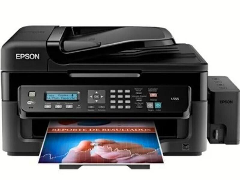 Vendo impresora Epson ECOTANK L555 - 1
