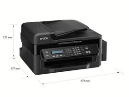 Vendo impresora Epson ECOTANK L555 - Imagen 2
