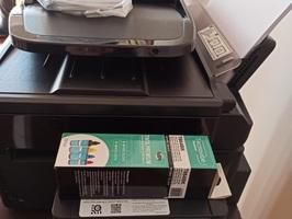 Vendo impresora Epson ECOTANK L555 - Imagen 4