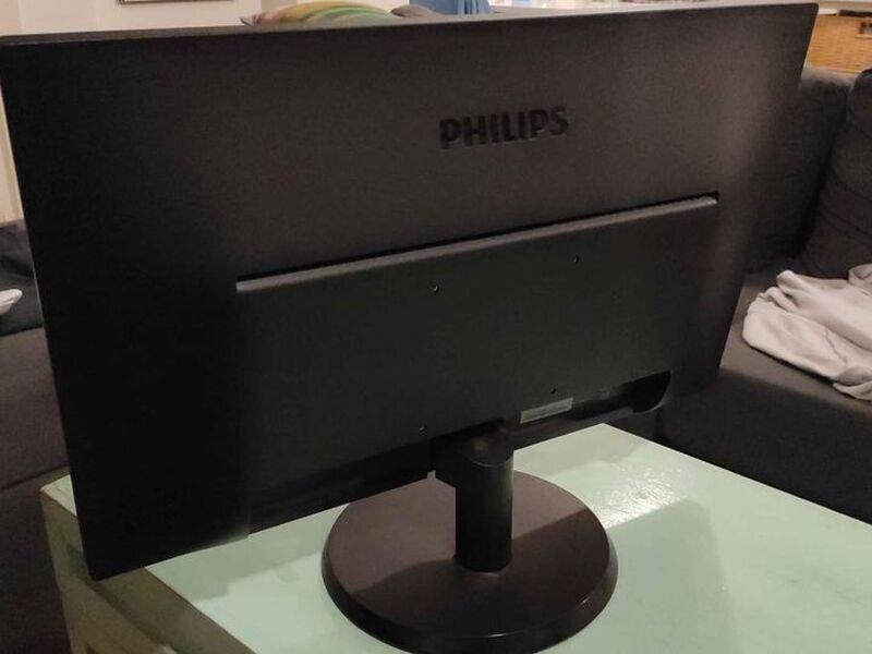 """Monitor Philips 22"""" - 2"""