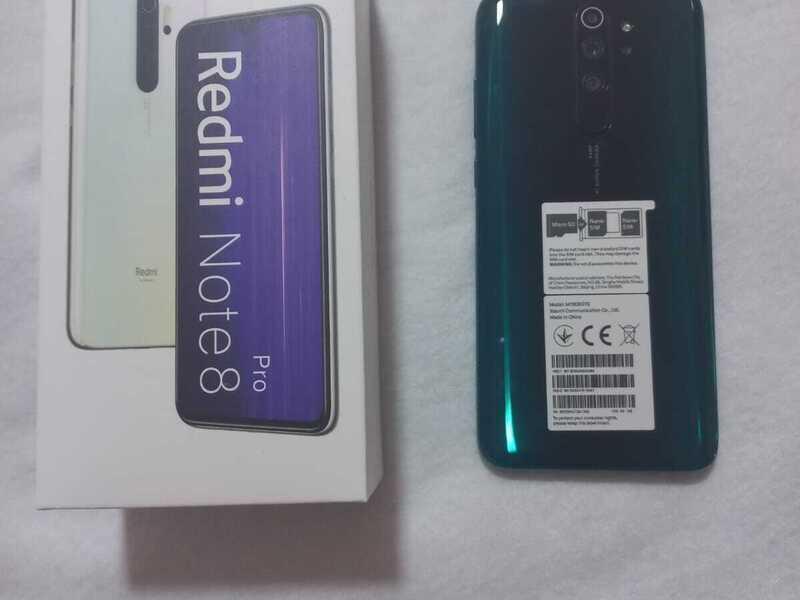 XIAOMI REDMI NOTE 8 PRO 6GB/64GB -- 240USDT - 1