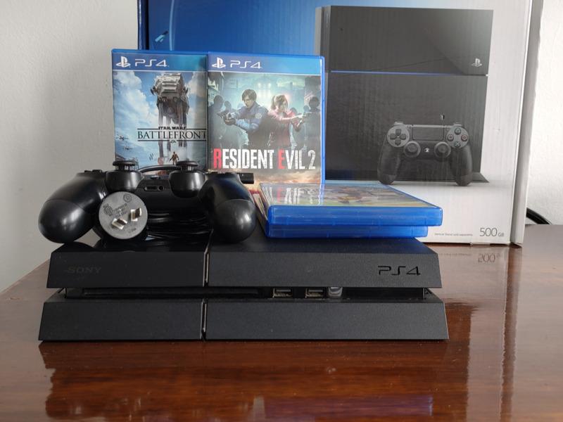 Playstation 4 500gb - 2