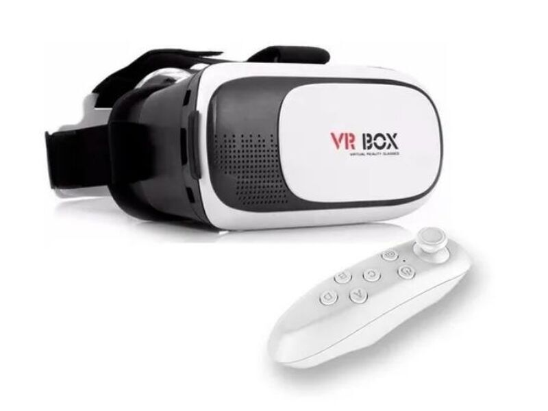 Vr Box con Control Remoto Bluetooth - 1