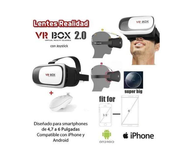 Vr Box con Control Remoto Bluetooth - 4