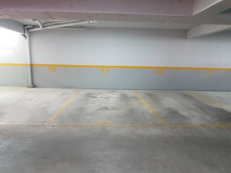 Cochera fija cubierta 12,5 m2 (Escriturada) - 1