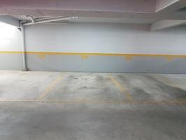 Cochera fija cubierta 12,5 m2 (Escriturada) - Imagen 1