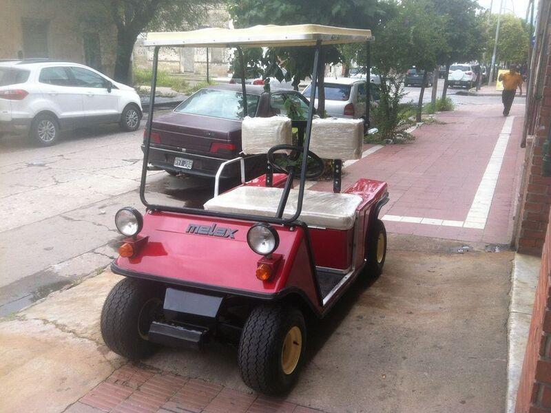 Carritos de Golf eléctricos - 1