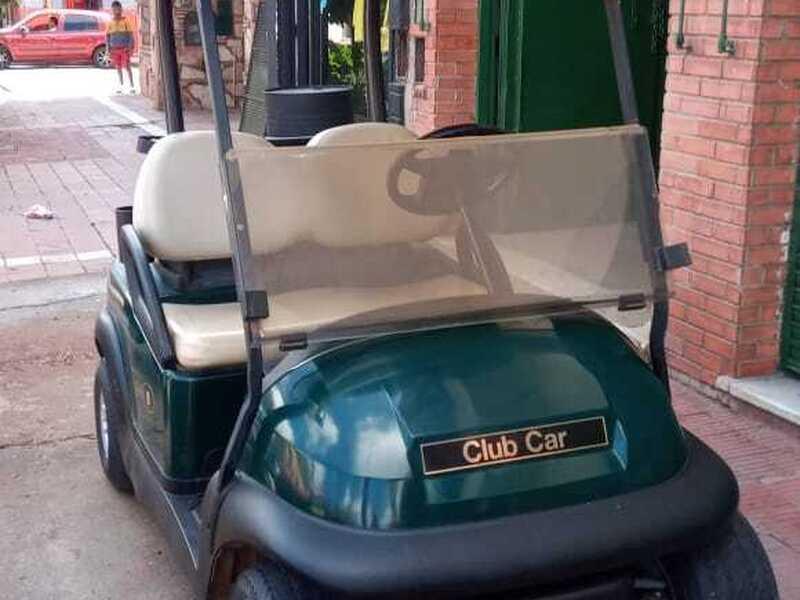 Carritos de Golf eléctricos - 2