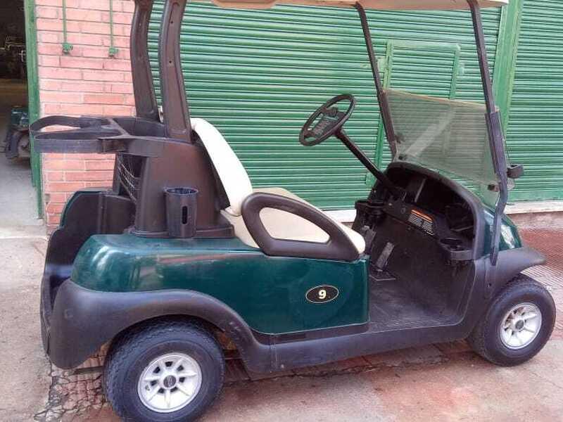 Carritos de Golf eléctricos - 3