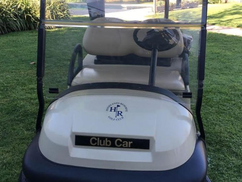 Carritos de Golf eléctricos - 9