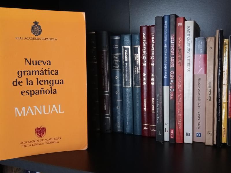 Correción de textos (profesor de lengua) - 1