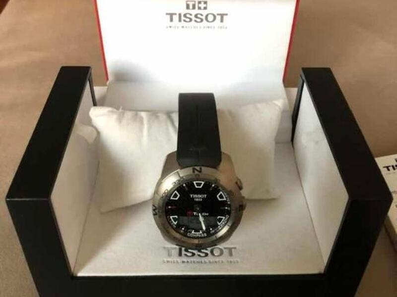 Reloj Tissot T-touch Expert 013.420.47.201.00 - 2