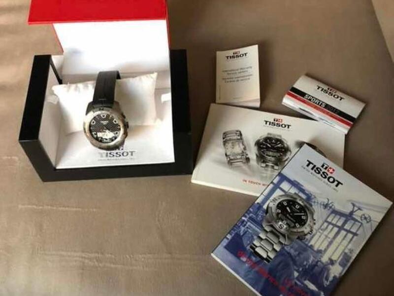 Reloj Tissot T-touch Expert 013.420.47.201.00 - 3