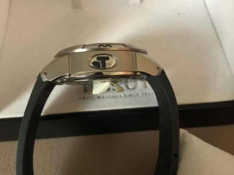 Reloj Tissot T-touch Expert 013.420.47.201.00 - 4